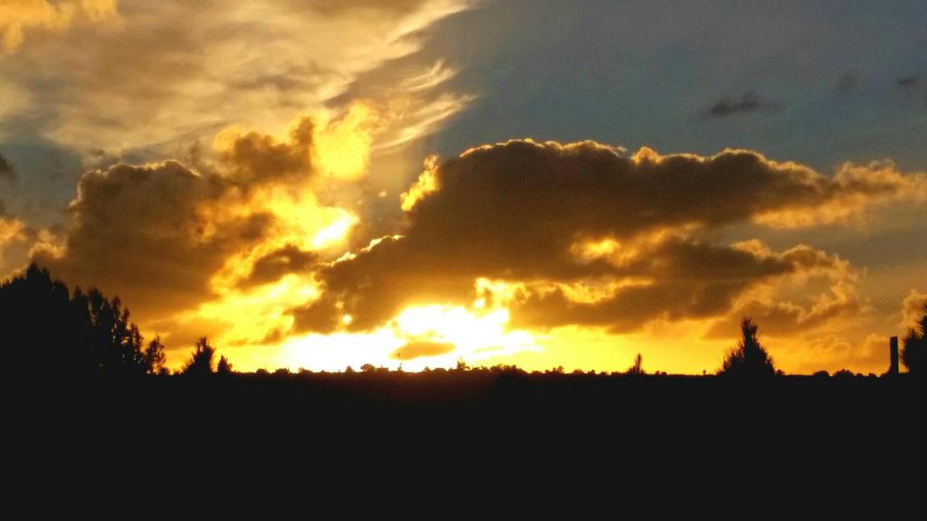 Beautiful Sunset  by DarkAngelLover1