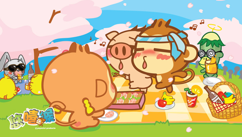 yoyo picnic by devils666