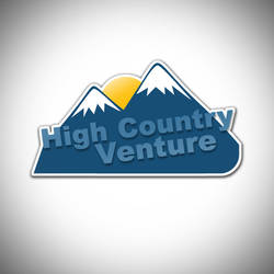 high country venture logo by devils666