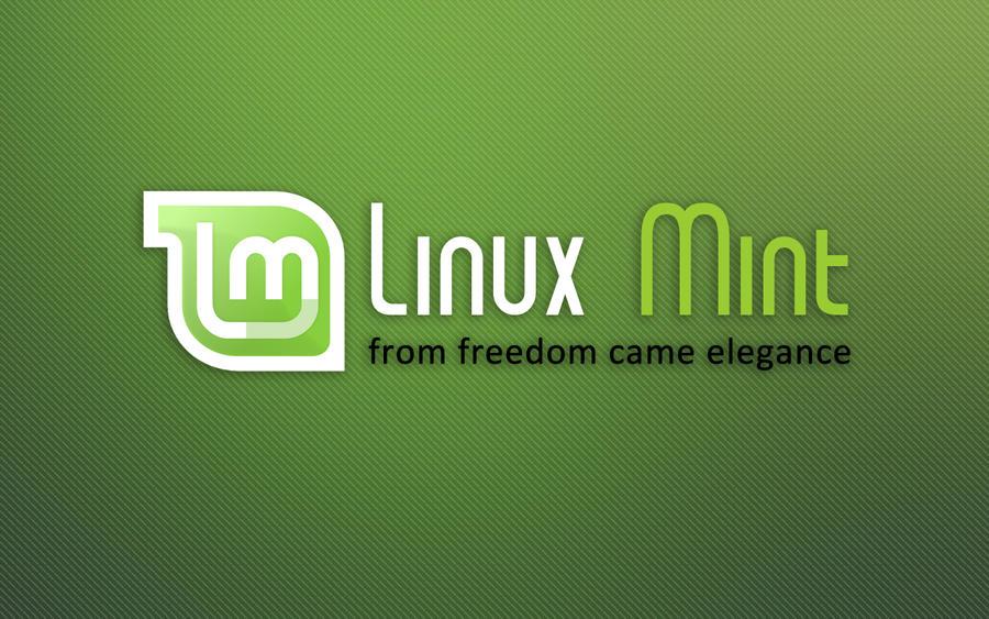 wallpaper linux mint. Linux Mint Wallpaper by