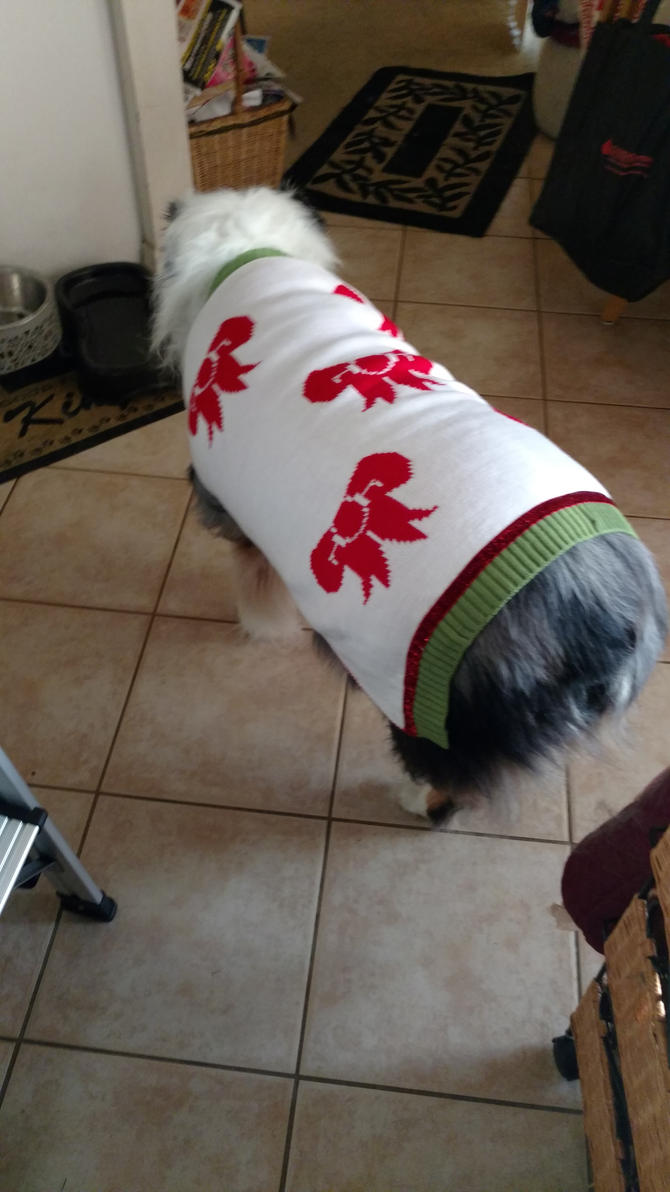 zuse Christmas sweater 2 by Devilgirl007