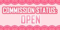 COM: OPEN banner by Moe-love-chu