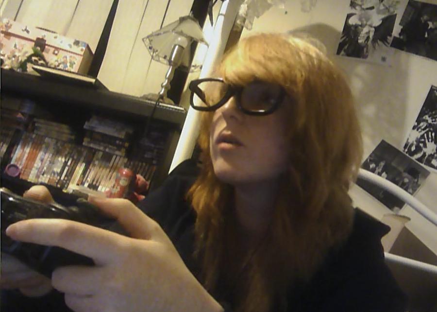 im a girl gamer