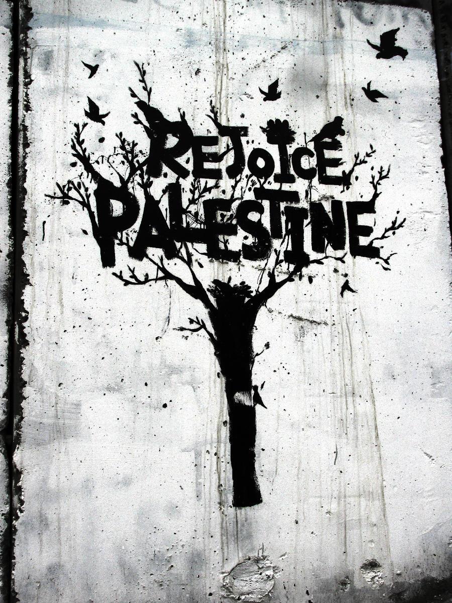Rejoice Palestine by Apixienamedboo