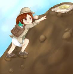 Reach for the treasure!