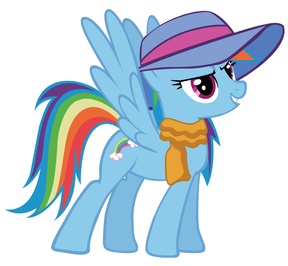 Rainbow Dash In Style By Ocarina0ftimelord On Deviantart