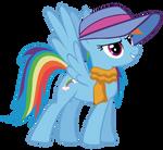 Rainbow Dash - In style