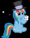 Rainbow Dash - Fancy