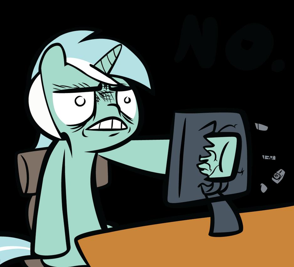 Lyra - No by Ocarina0fTimelord