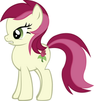 Roseluck - Unimpressed by Ocarina0fTimelord