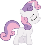 Sweetie Belle - Prissy