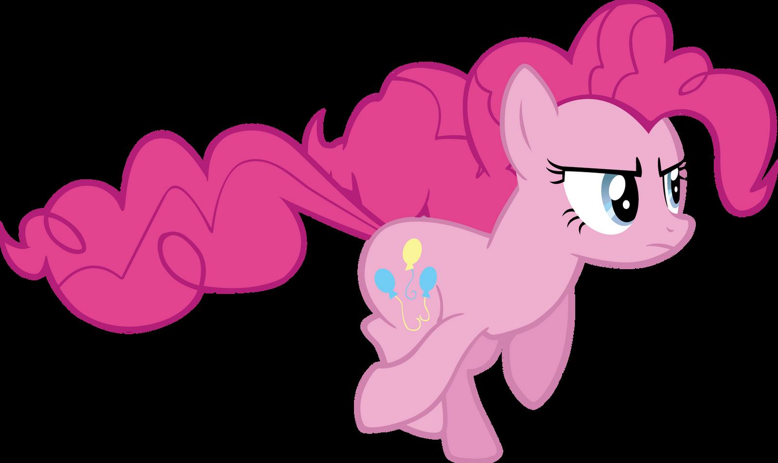 Pinkie Pie being Pinkie Pie