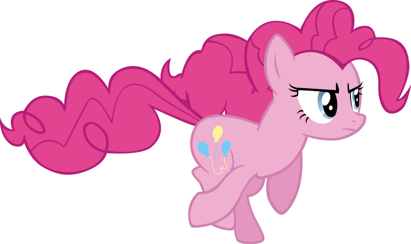 Pinkie Pie being Pinkie Pie by Ocarina0fTimelord