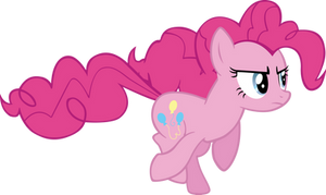 Pinkie Pie being Pinkie Pie by Ocarina0fTimelord