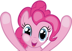 Pinkie Pie - 4th wall by Ocarina0fTimelord