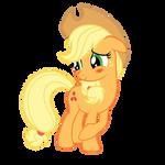 Applejack - Blush