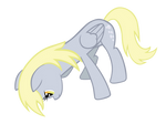 Derpy - looking down