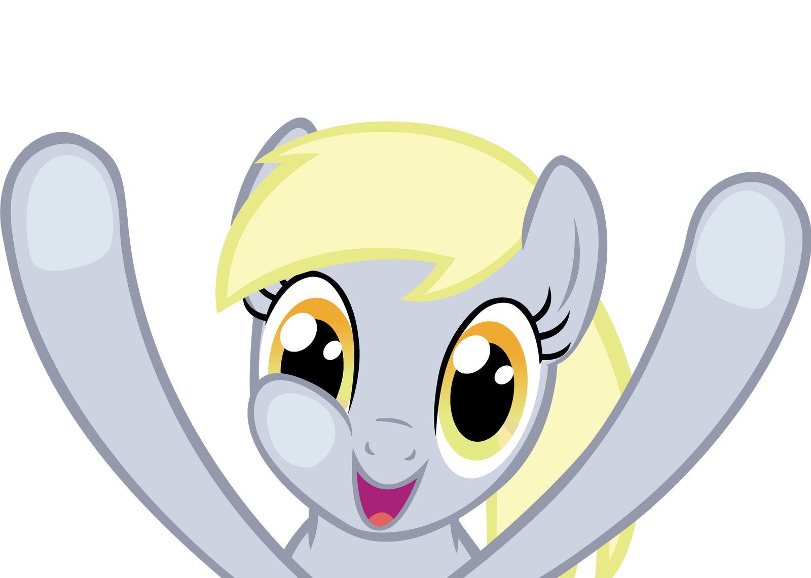 Derpy - 4th wall