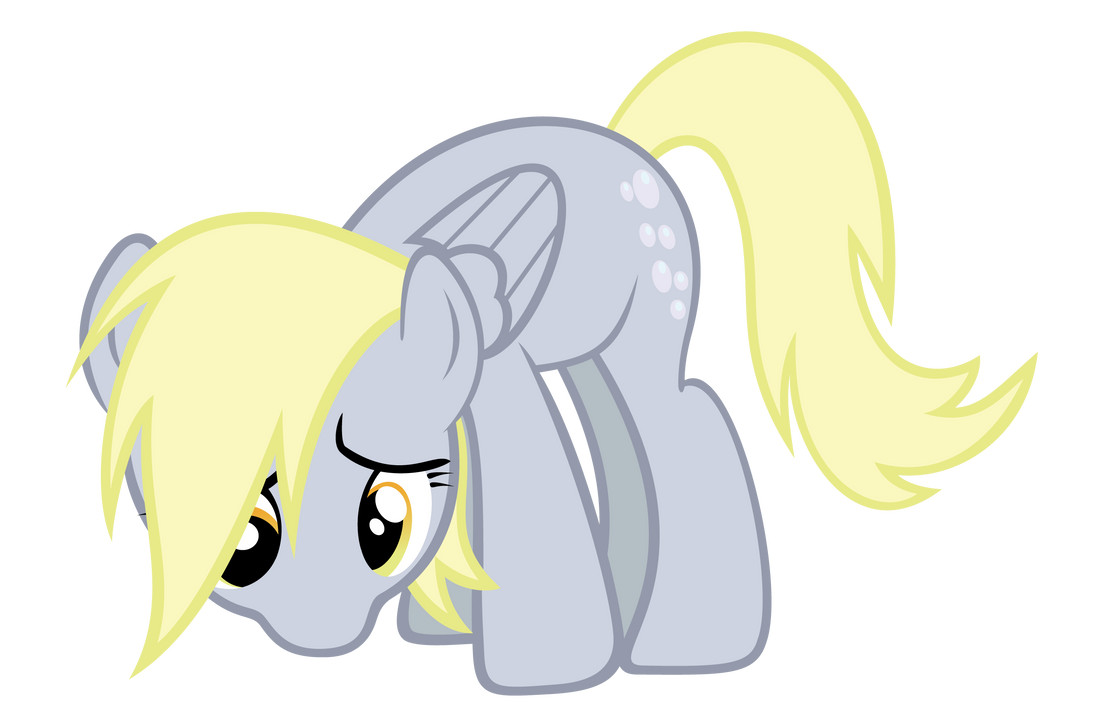 Derpy - Sad by Ocarina0fTimelord