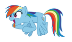 Rainbow Dash - Want