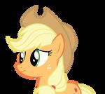 Applejack - Worried