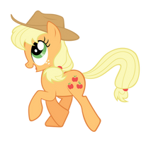 Request: Applejack - Prance by Ocarina0fTimelord