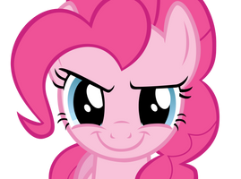 Pinkie Pie - Raise Brow by Ocarina0fTimelord