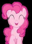 Pinkie Pie - Happy