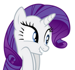 Rarity - Excited