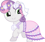 Sweetie Belle - Dress