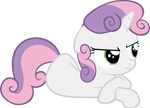 Sweetie Belle Disapproves