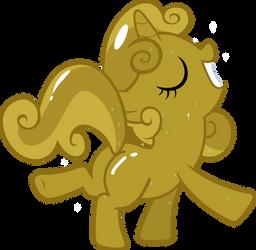 Sweetie Belle - The Golden Child