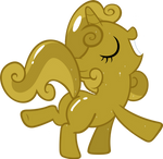 Sweetie Belle - The Golden Child