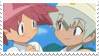 sabuxnatsu stamp by Monkeychild123