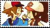 BW Stamp by Monkeychild123