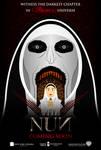 The Nun Illustration by C-Cris21