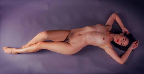 Art Model Dakota  46 by ESLB-Photography
