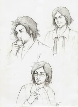 Good morning, Cesare - Sketch