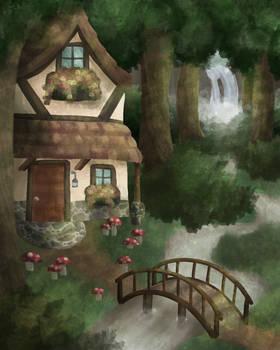Cottagecore Scenery