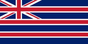 Hawaii New Flag