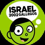 Israel2002Gallegos Logo