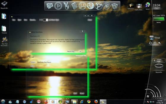 I love windows 7