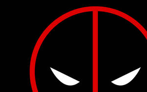 Deadpool Logo Wallpaper Variant by SheaHarleyGrubbs