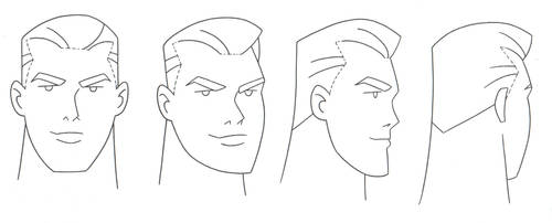ANIMATION: Batman Beyond: Nelson Nash turn
