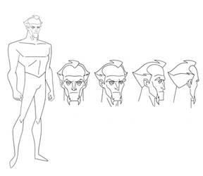 ANIMATION: Superman: Ras al Ghul turn by StephenBJones