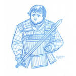 PIN-UP: Game of Thrones: Sam Tarly