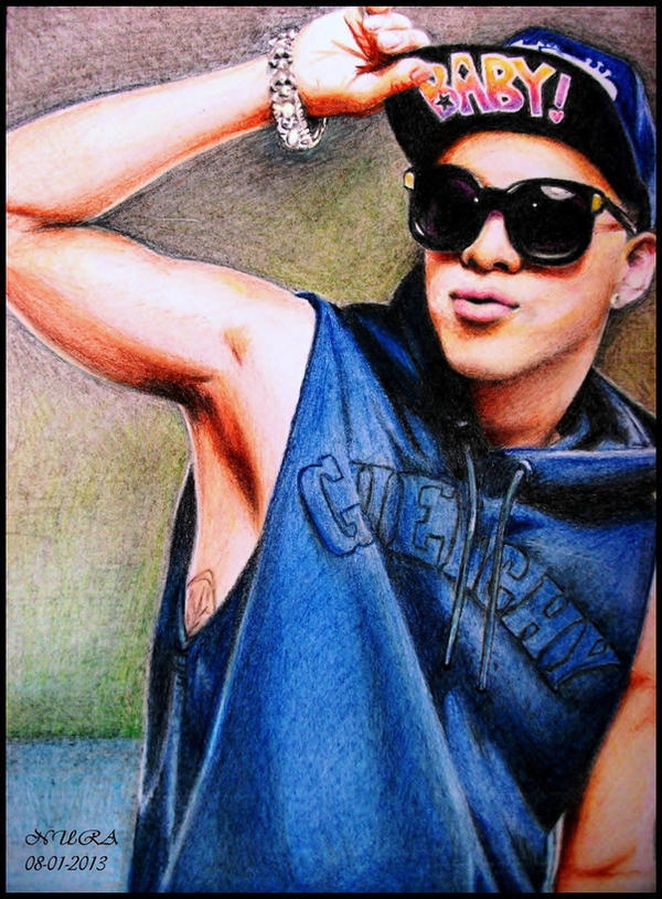 Taeyang - Colour Drawing