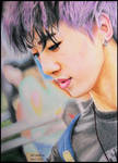 Bang Yongguk - Colour Pencils