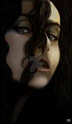 Bellatrix Lestrange by fire-bender-saiyan