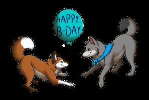 Happy Birthday, Danno! by Tienala